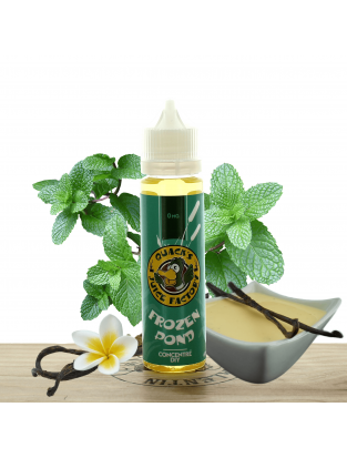 Concentré Frozen Pond 60ml - Quacks Juice Factory