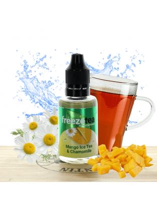 Concentré Mango Ice Tea et Chamomille 30ml - Freeze Tea