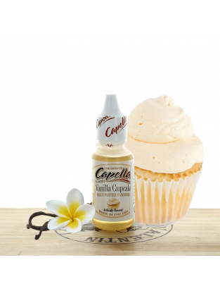 Concentré Vanilla Cupcake 10ml - Capella