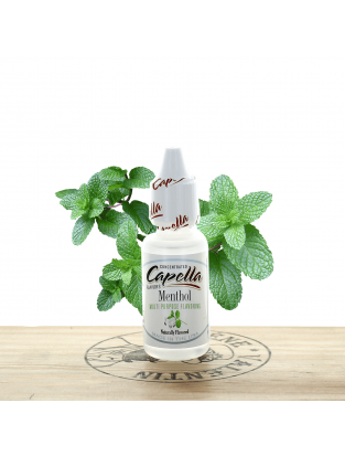 Concentré Menthol 10ml - Capella