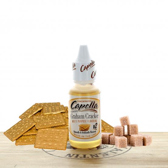 Concentré Graham Cracker 10ml - Capella