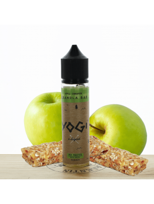 Apple Cinnamon Granola 50ml - Yogi