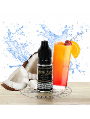 Boulevard (sel) 10ml - Wick Liquor