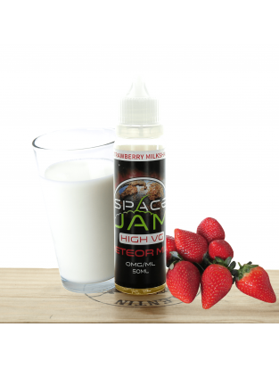 Meteor Milk 50ml - Space Jam