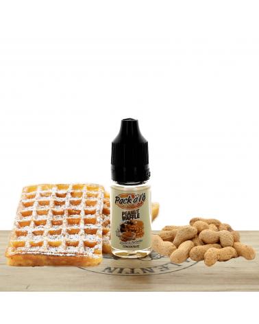 Concentré Peanut Waffle 10ml - Pack à l'Ô