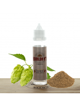 L'original 50ml Houblon n°1 - Virtus Vape