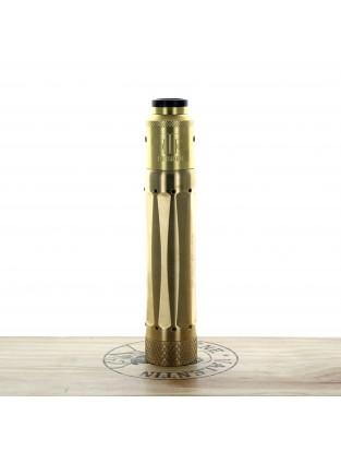 Tube Méca Brass Limited Edition - QP Design