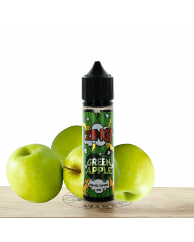 Green Apple 50ml - Zing