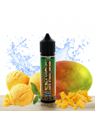 Magic Mango 50ml - Shurbz