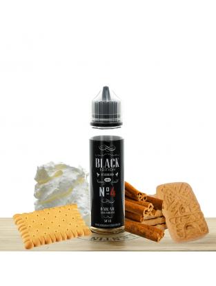 N°4 Black Edition 50ml - Liquid'arom