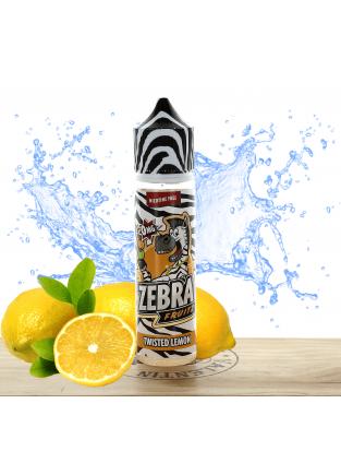 Twisted Lemon 50ml - Zebra Juice