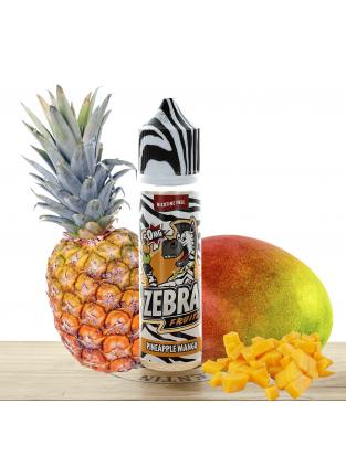 Pineapple Mango 50ml - Zebra Juice