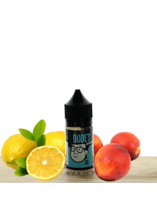 Concentré Peach Lemon 30ml - Dude's