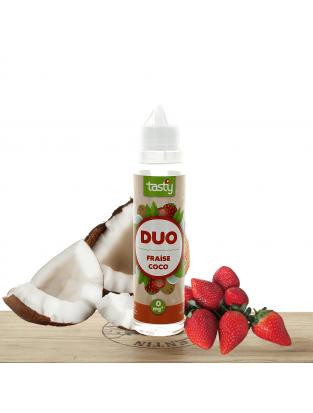Duo Fraise Coco 50ml - Tasty