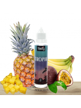 Tropik 50ml - Tasty