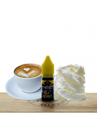 Rosco Cop Juice 10ml (sel) - Eliquid France