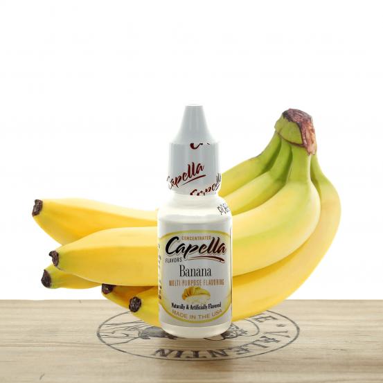 Concentré Banana 10ml - Capella