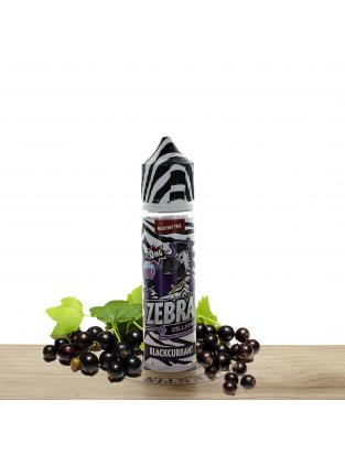 Zillionz Blackcurrant 50ml - Zebra Juice