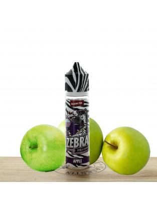 Zillionz Apple 50ml - Zebra Juice