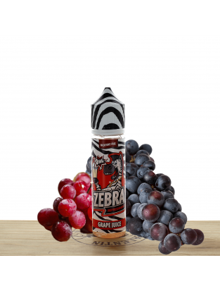 Grape Juice Refreshmentz 50ml - Zebra Juice
