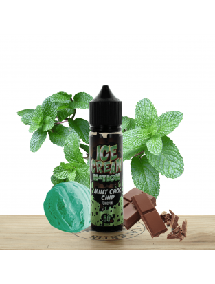 Mint Choc Chip 50ml - Ice Cream Nation