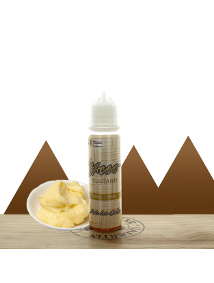Custard Bacco 50ml - Burst