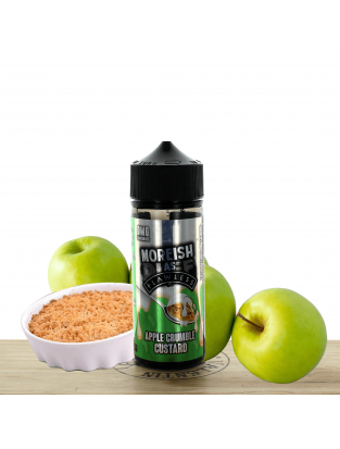 Custards Apple Crumble 100ml - Moreish As