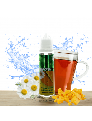 Mango Ice Tea et Chamomille 50ml - Freeze Tea