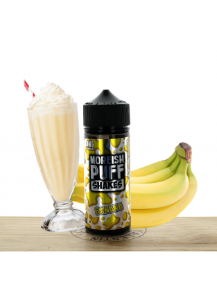 Shake Banana 100ml - Moreish Puff