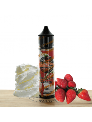 Strawberry Cream 50ml - Customixed