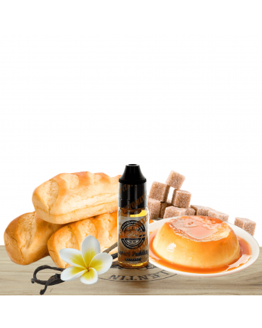 Concentré Custard Pudding 10ml - Customixed