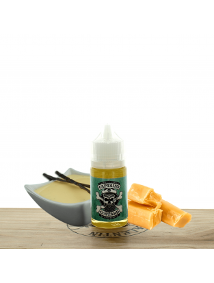 Concentré Butterscotch 30ml - Captain's Custard