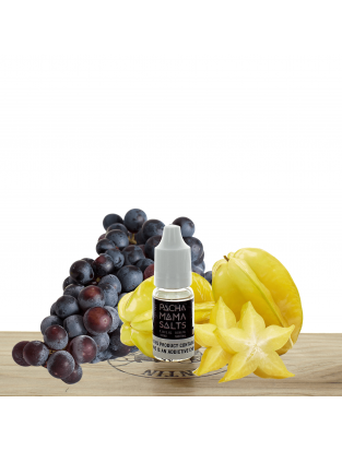 Starfruit Grape (sel) 10ml - Pachamama
