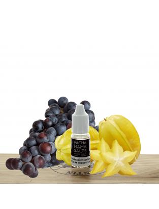 Starfruit Grape (sel) 10ml - Pachamama