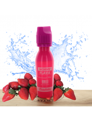 Horny Strawberry HORNY FLAVA 60ml