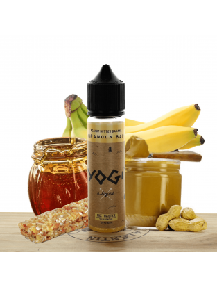 Peanut Butter Banana 50ml - Yogi