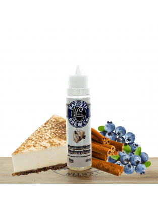 Cinnamon Glazed blueberry Scone 50ml - Barista Brew