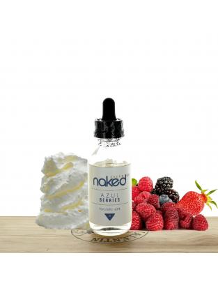 Cream Azul Berries 50ml - Naked 100