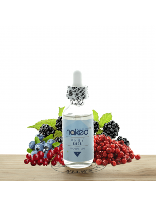 Menthol Very Cool 50ml - Naked 100