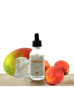 Amazing Mango 50ml - Naked 100