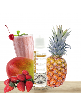 Smoozie Strawberries Gone Wild 50ml - Apollo