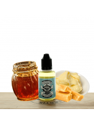 Concentré Honeycomb 30ml - Captain's Custard