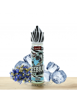 Ice Blue Z 50ml - Zebra Juice