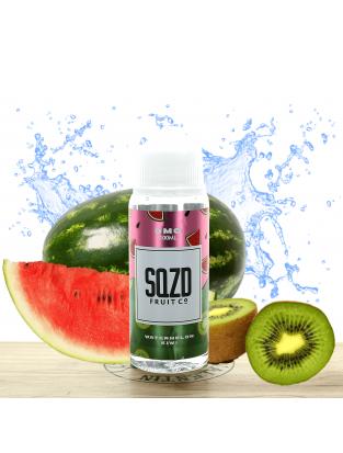 Watermelon Kiwi 100ml - SQZD Fruit Co