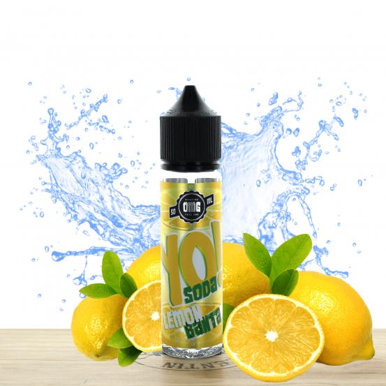Sodas Lemon Banta 50ml - Yo!