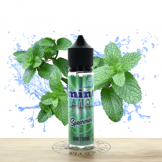 Spearmint Chew 50ml - Mint Nation