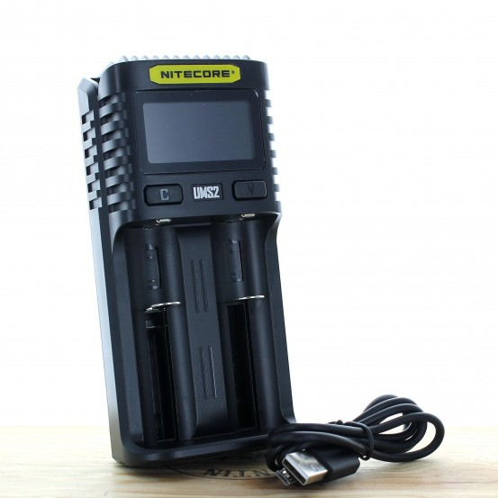 Chargeur UMS2 - Nitecore