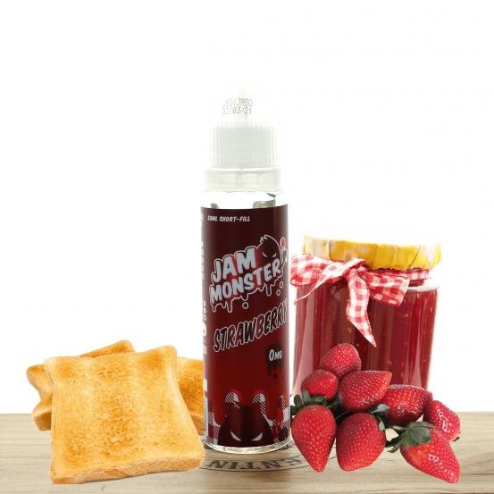 Strawberry 50ml - Jam Monster