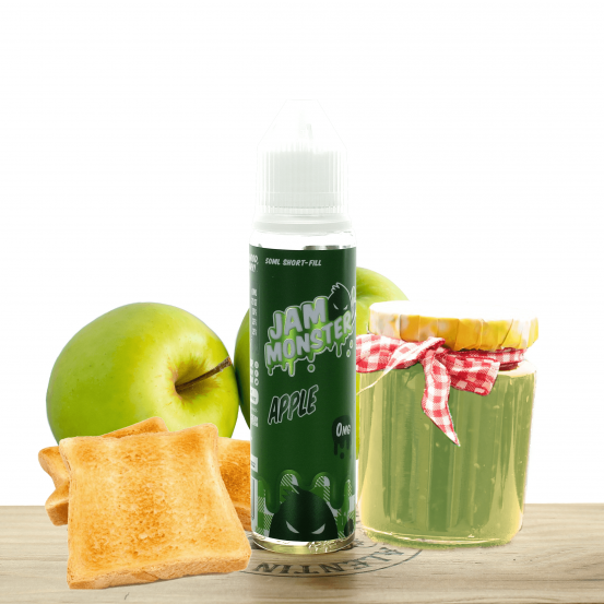 Apple 50ml - Jam Monster