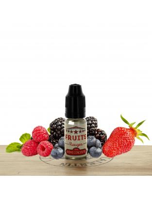 Fruits Rouges Arôme 10ml - VDLV